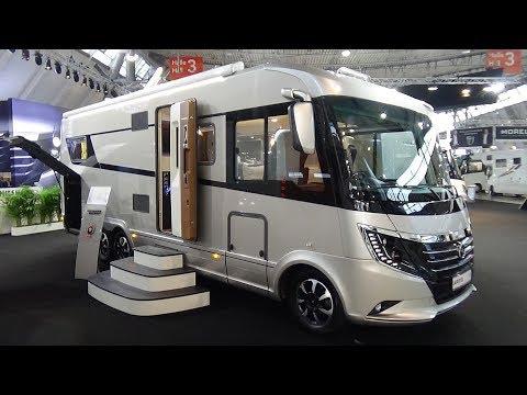2018 Niesmann + Bischoff Arto 79R Fiat - Exterior and Interior - Caravan Show CMT Stuttgart 2018