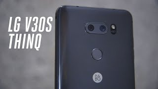 LG V30S first look
