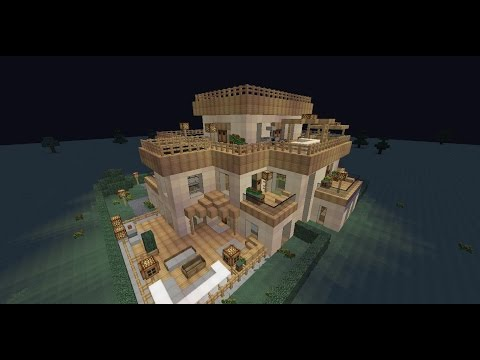 Genyoutube download youtube to mp3 minecraft moderne for Craftingpat modernes redstone haus