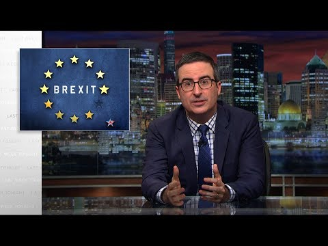 connectYoutube - Brexit II: Last Week Tonight with John Oliver (HBO)