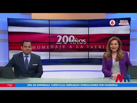 Noticias Repretel Estelar: Programa del 03 de Septiembre del 2021