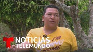 Hondureño se reinventa un año después de ser deportado a Costa Rica   Noticias Telemundo