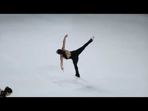 Figure skater Kaetlyn Osmond on confronting her fear after 2014 injury