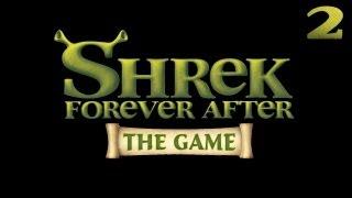 Shrek 4 Forever After [Шрек 4 Навсегда] прохождение - Серия 2