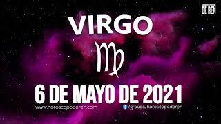 Horoscopo De Hoy Virgo - 6 de Mayo de 2021
