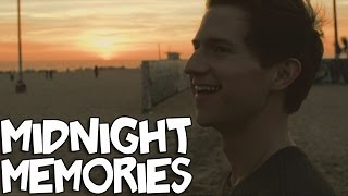MIDNIGHT MEMORIES – ONE DIRECTION (MUSIC VIDEO COVER) | RICKY DILLON