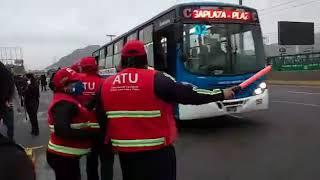 PBO EN PUENTE NUEVO???? ¿FASE 3 Aglomeración de peruanos buscando trasladarse a sus centros de trabajo