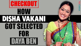 This is how Disha Vakani got finalised for the role of Daya Ben in Taarak Mehta | Checkout to know | - TELLYCHAKKAR