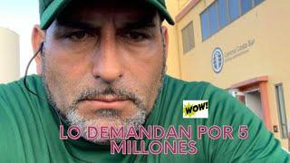Demandan al Leon Fiscalizador por 5 millones de dolares