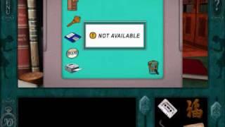 Nancy Drew Message in a Haunted Mansion (Part 8) - Maze Game