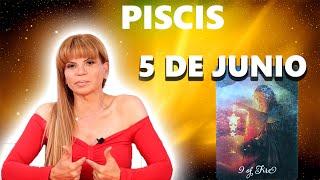 PREDICCIONES MHONI VIDENTE - Piscis horóscopo de hoy 5 de Junio 2021 - Tu simple sueño