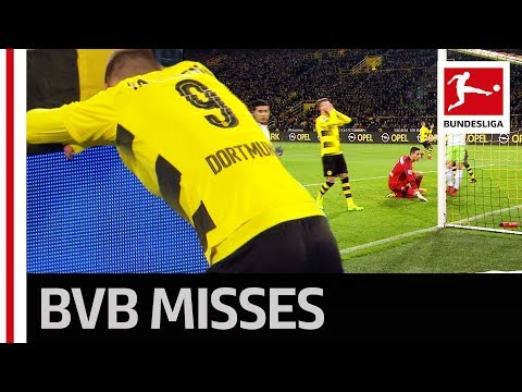 Dortmund's Miss-athon! Isak, Sancho & Yarmolenko Blow Golden Chances