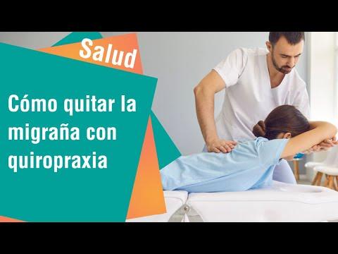 Cómo quitar la migraña con quiropraxia | Salud