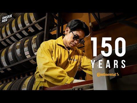 150-Years-Continental-x-Unlock