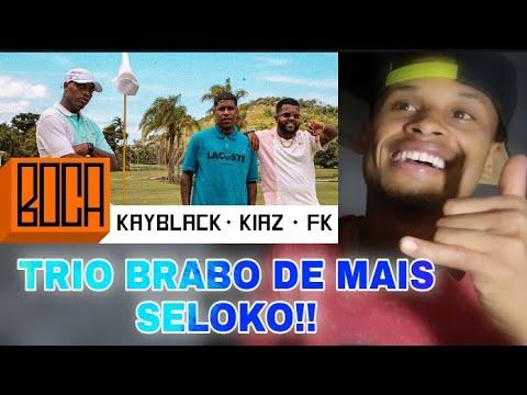 React 🔥 Respeita o Pai/Kiaz/Kaybleck/Vulgo FK.