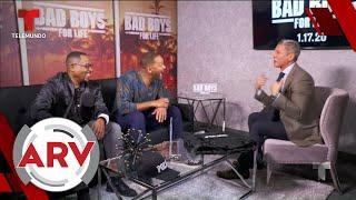 Famosos ARV: JLo reta a sus seguidores, Will Smith habla de Kate del Castillo y más   Telemundo