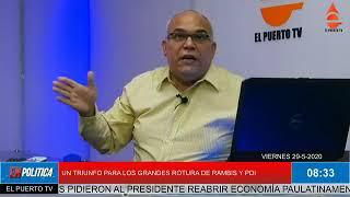 SALIDA DEL PDI QUITÓ RITMO AL AVANCE DE RAMFIS