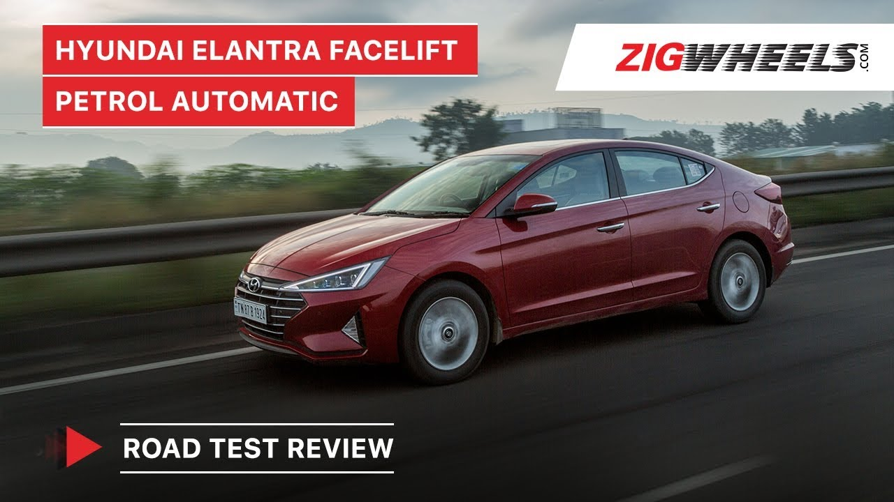 2019 Hyundai Elantra SX Option AT | Petrol Executive Sedan | ZigWheels