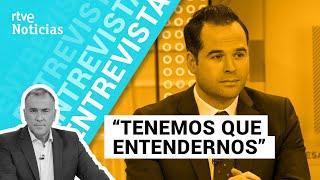 Entrevista a IGNACIO AGUADO, por Xabier Fortes | Los desayunos de TVE