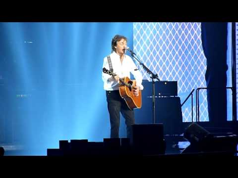 Expand Paul McCartney Live