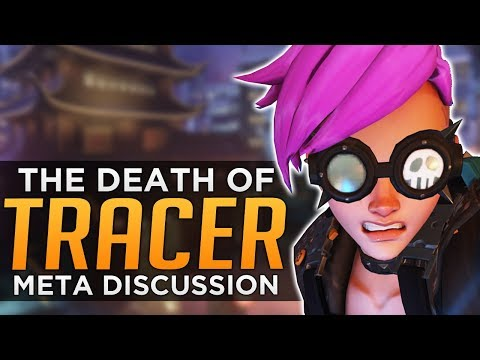 Overwatch: The DEATH of Tracer!? - Meta Discussion