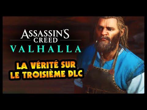 UBISOFT NOUS TROLL / MUSPELHEIM NE SERA PAS LE TROISIEME DLC !!! (Assassin's Creed Valhalla)