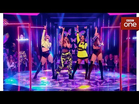 Little Fix sing Wings by Little Mix - Even Better Than the Real Thing - BBC One