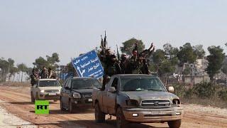 El Ejército gubernamental recupera el control de la autopista entre Alepo y Damasco