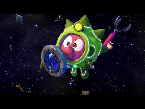 Кадр из мультфильма «Пин-код. Прыжок в будущее. Космические жмурки»