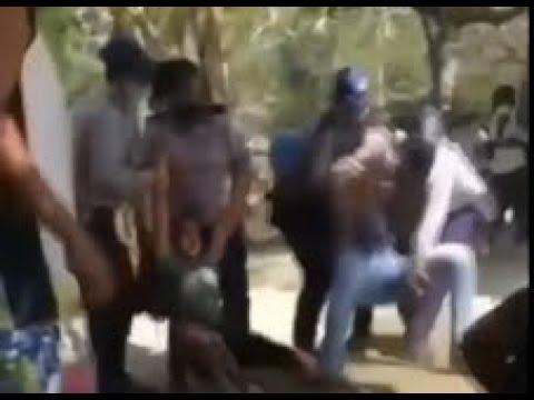 Violentas detenciones y protestas en Camagüey