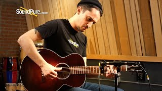 Kevin Kopp RJ Prototype Acoustic Guitar #0840218-Quick 'n' Dirty