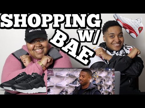 connectYoutube - Michael B. Jordan Goes Sneaker Shopping With Complex (REACTION)