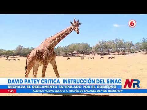 Dueño de Parque Ponderosa critica instrucción del SINAC