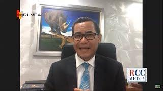 """Eddy Olivares: """"Danilo asumió la gestión de la crisis por el covid-19 para relanzar a su candidato"""""""