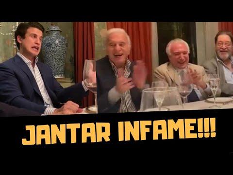 JANTAR INFAME! ELITE ZOMBA DE BOLSONARO...
