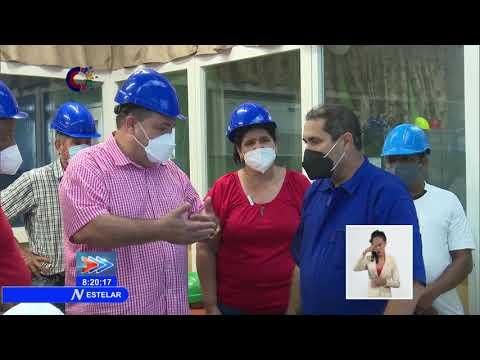 """Cuba: En marcha Proyecto """"Mariel Seis"""" en la Central Termoeléctrica Máximo Gómez Báez"""