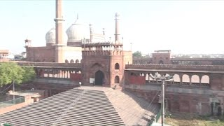 Iconic Jama Masjid remains closed on Eid due to Covid-19 - IANSLIVE