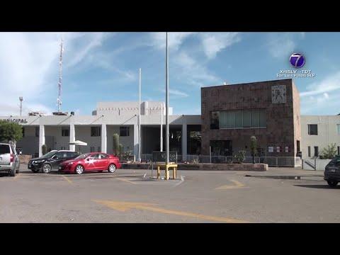 Ayuntamiento de SLP prepara tercer informe de actividades.