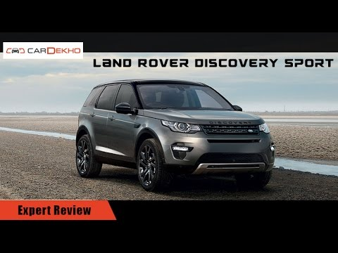 Land Rover Discovery Sport HSE Luxury | Expert Review | CarDekho.com