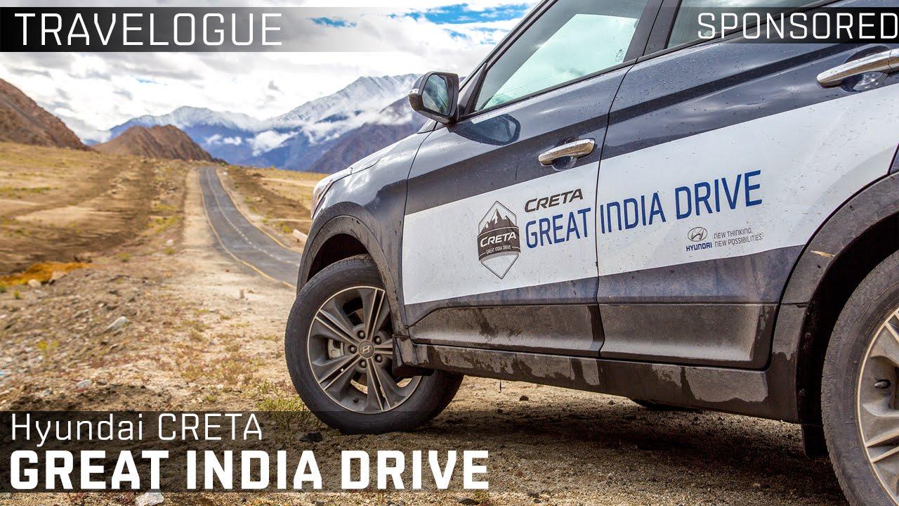 ZigWheels River Run from Leh to Kolkata with Hyundai Creta :: The Great Indian Drive :: Travelogue