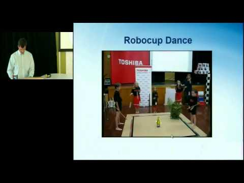 Robots and Education - Bridging the Gap