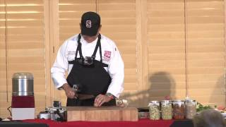 Cooking Demonstration