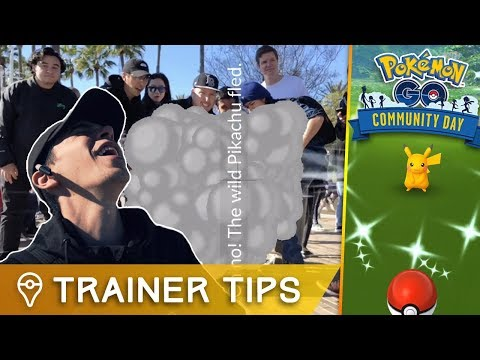 NEVER DO THIS WITH YOUR SHINY POKÉMON... Pokémon GO Community Day: Long Beach, CA