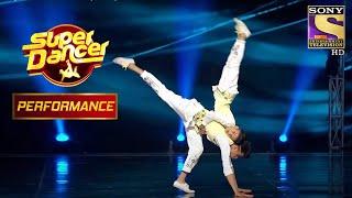 Srijan And Pratik's Elegance Wins Over The Audience | Super Dancer Chapter 3 - SETINDIA
