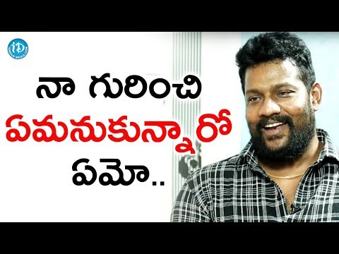 I Don't Know What They Discussed About Me - Prabhakar || Talking Movies With iDream
