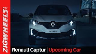 Renault Captur | Upcoming Car | ZigWheels.com