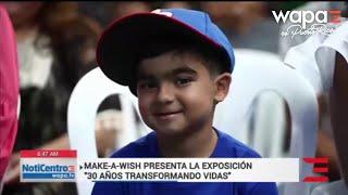 Make A Wish celebra 30 años de transformar vidas