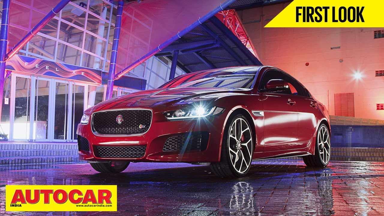 2014 Jaguar XE Sedan | First Look Video