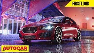 2014 Jaguar XE Sedan | First Look Video