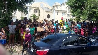Jamaica News-Nov/3/2019-CASE STUDENTS PROTESTING OVER DEPLORABLE LIVING CONDITIONS